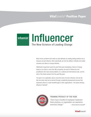 Influencer 2.0 visual