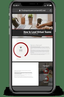 e-bog how to lead virtual teams